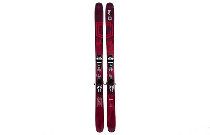 SKIS COMMENCAL META 183 + FIXATIONS MARKER GRIFFON 13 TCX DEMO