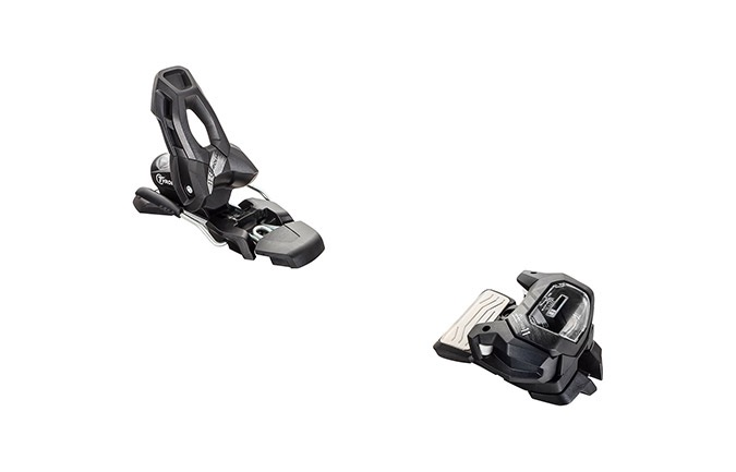 FIXATIONS TYROLIA ATTACK² 11 GW BLACK + BRAKES TYROLIA FOR ATTACK²