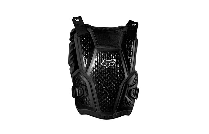 GILET DE PROTECTION FOX YOUTH RACEFRAME ROOTS BLACK 2020