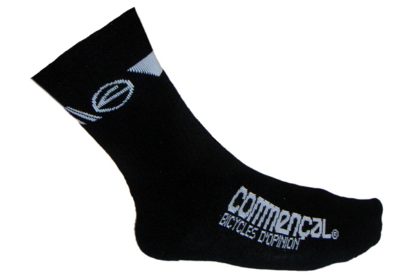 SOCKS FREE RIDE COURTES BLACK