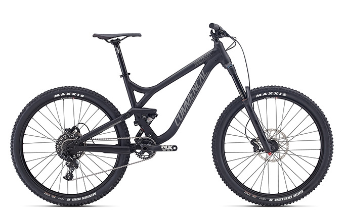 META AM V3 ORIGIN 650B BLACK 2017