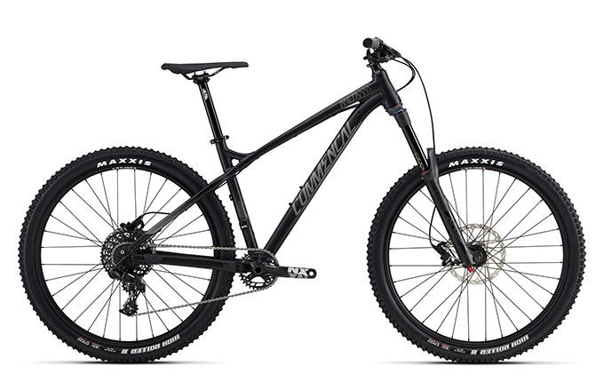 META HT AM RACE 650B BLACK 2017
