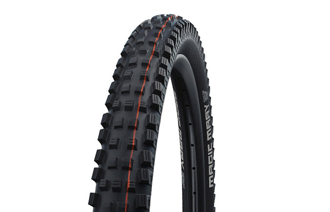 SCHWALBE MAGIC MARY 27.5 X 2.4 SUPER GRAVITY ADDIX SOFT