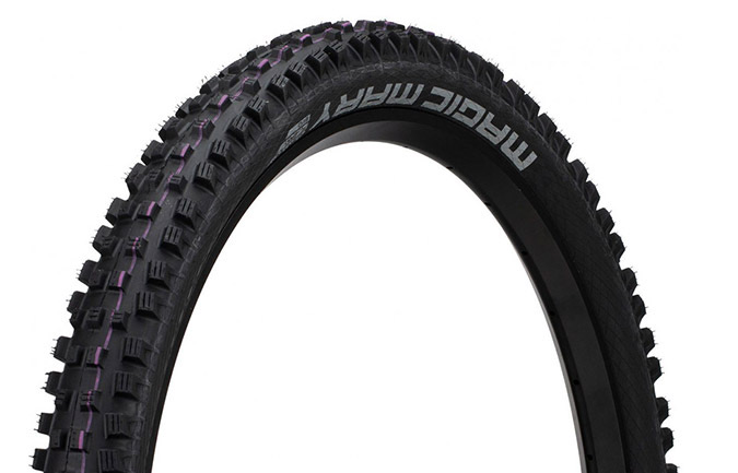 SCHWALBE MAGIC MARY 29 X 2.4 SUPER GRAVITY ADDIX ULTRA SOFT