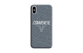 COQUE COMMENCAL IPHONE X-XS GRISE 2019