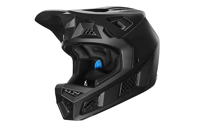CASQUE FOX RAMPAGE PRO CARBON MATTE BLACK 2020
