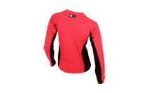 MAILLOT SONORA FAME ML ROUGE