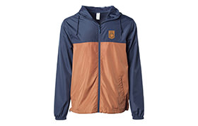 VESTE CLASSIC NAVY / ORANGE