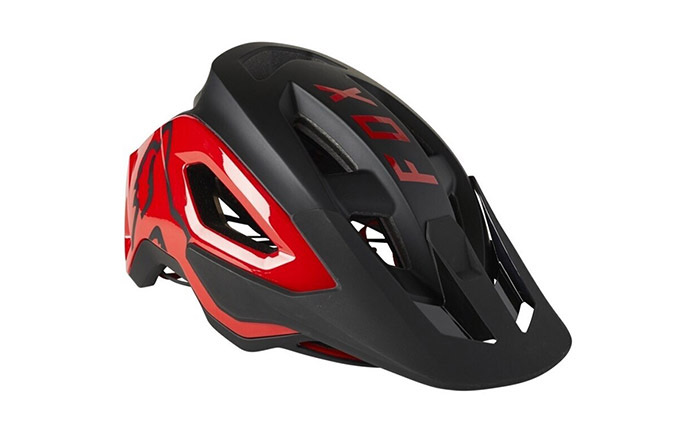 CASQUE FOX SPEEDFRAME PRO BLACK/RED