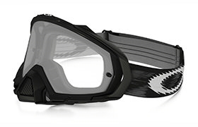 MASQUE OAKLEY MAYHEM PRO JET NOIR SPEED CLEAR LENS