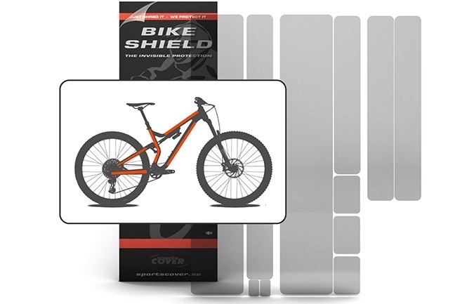 KIT BIKESHIELD PREMIUM MAT
