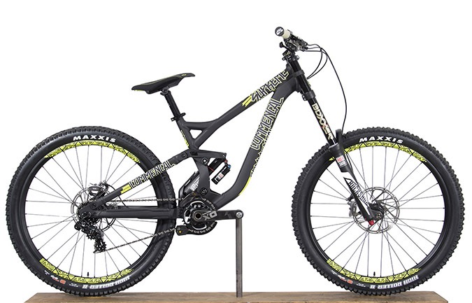 SUPREME DH V3 650B WC 2015 (S)