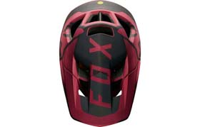 CASQUE FOX PROFRAME DARK RED
