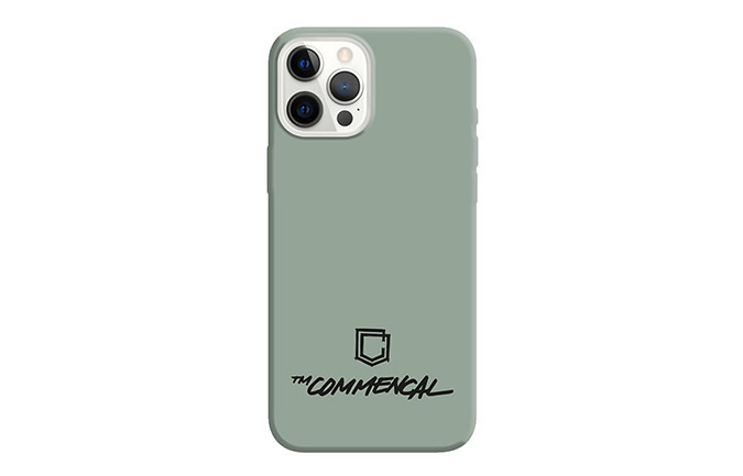 COQUE COMMENCAL IPHONE 12 HERITAGE GREEN