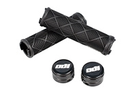 GRIPS ODI CROSS TRAINER 130MM NOIR/LOCK ON NOIR
