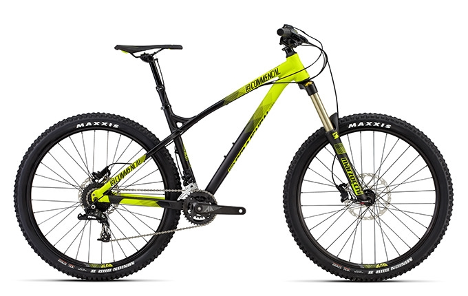 META HT AM ESSENTIAL MARZOCCHI 650B YELLOW 2016