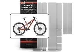 KIT BIKESHIELD PREMIUM BRILLANT