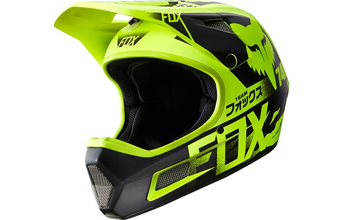CASQUE FOX HEAD RAMPAGE COMP 2016
