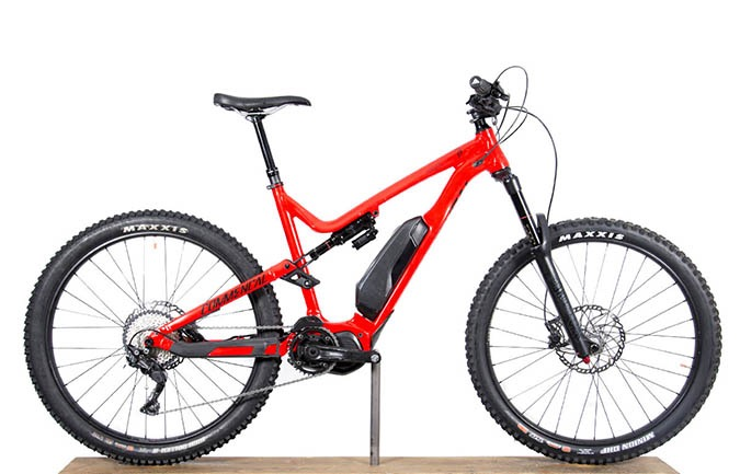 META POWER ORIGIN 650B+ RED 2018 (L)