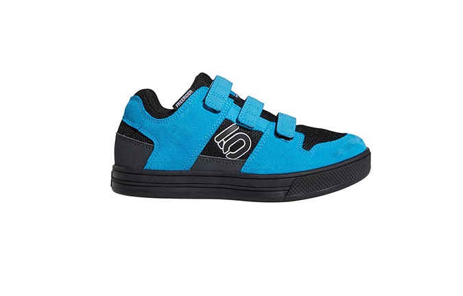 FIVE TEN FREERIDER KIDS VCS  BLACK/CYAN