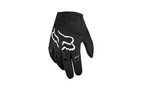 GANTS FOX KID DIRTPAW BLACK 2020