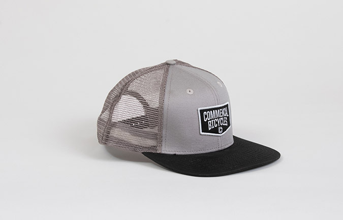 CASQUETTE COMMENCAL TRUCKER  GREY 2020