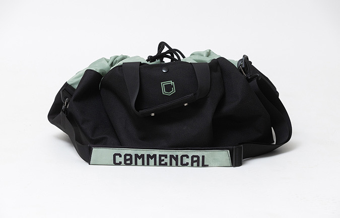 SAC DE CHANGE COMMENCAL BLACK