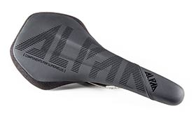 SELLE RIDE ALPHA 278 RAILS TI ALLOY