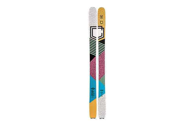 SKIS COMMENCAL SUPREME 2019
