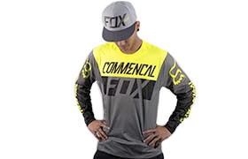 MAILLOTS COMMENCAL BY FOX