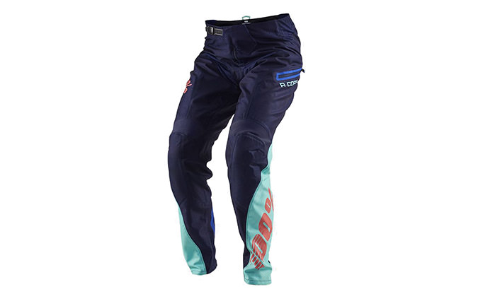 PANTALON 100% KID R-CORE DH NAVY 2018