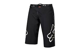 SHORT FOX WOMEN FLEXAIR BLACK/CHROME 2018