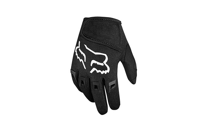 GANTS FOX KIDS DIRTPAW BLACK