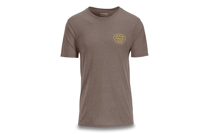 TEE SHIRT MANCHES COURTES DAKINE SHRED CREW TECH T GRIT 2019