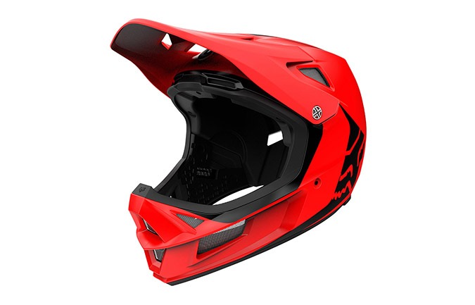 CASQUE FOX RAMPAGE COMP INFINITE BRIGHT RED 2020