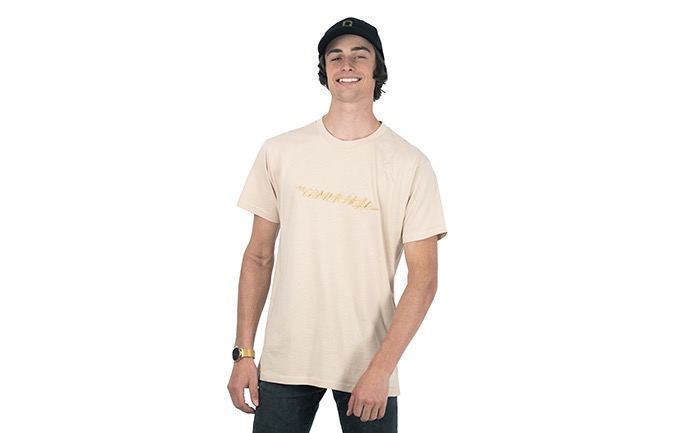 T-SHIRT COMMENCAL OFF-WHITE