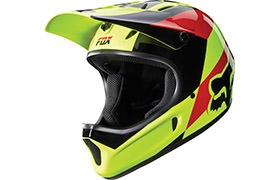 CASQUE FOX HEAD RAMPAGE MAKO 2016
