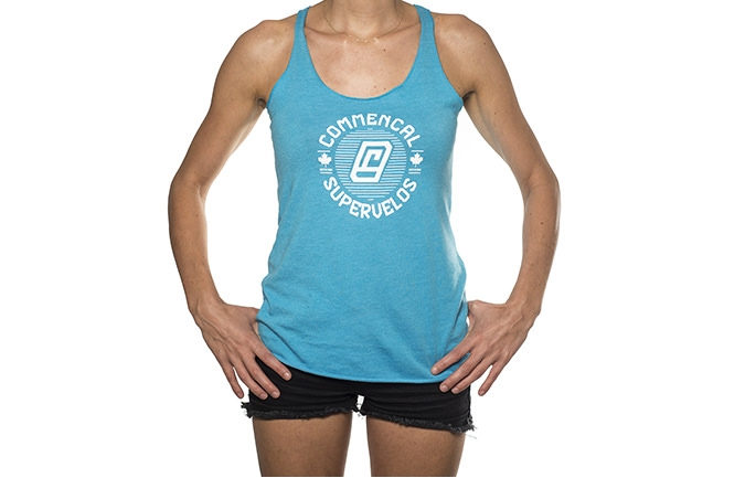 TANK TOP CHIP BLUE GIRLY
