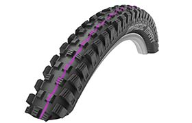PNEU SCHWALBE MAGIC MARY 29 X 2.35 DH ADDIX ULTRA SOFT