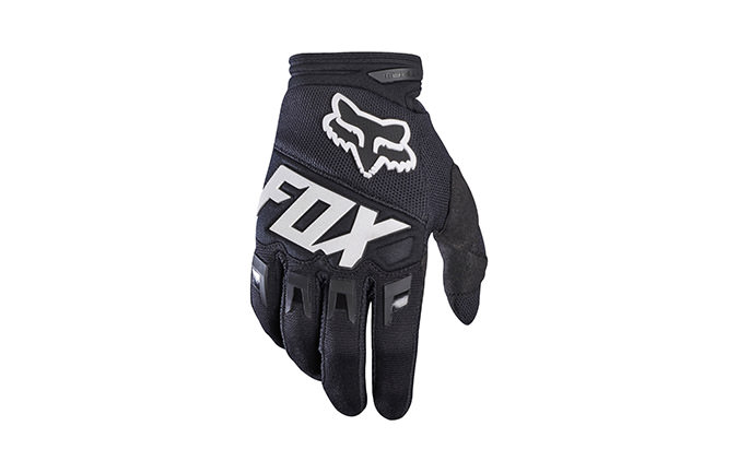 GANTS FOX DIRTPAW RACE BLACK 2017