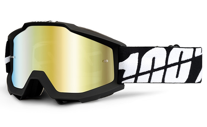 MASQUE 100% ACCURI BLACK TORNADO MIRROR