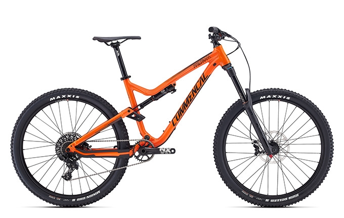 META AM V4.2 RIDE 650B ORANGE 2017