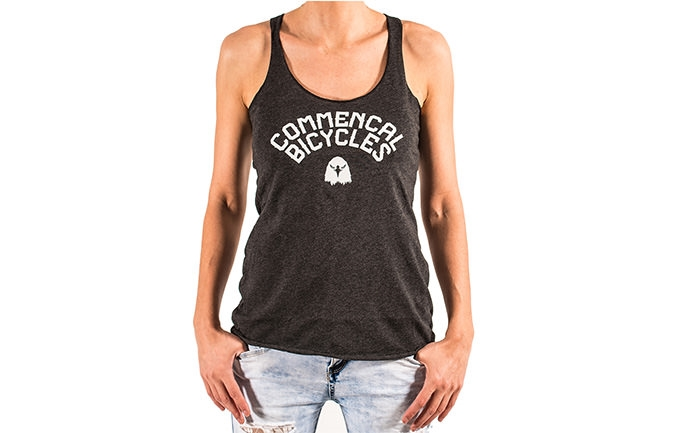 TANK TOP EAGLE BLACK GIRLY