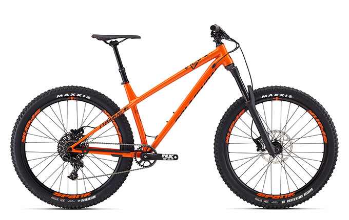 META HT AM RACE 650B ORANGE 2018