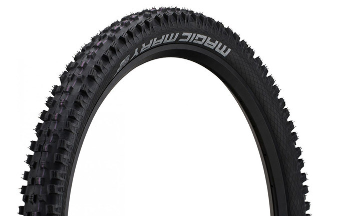 SCHWALBE MAGIC MARY 27.5 X 2.4 SUPER DOWNHILL ADDIX ULTRA SOFT