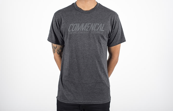 T-SHIRT BLACK CORPORATE