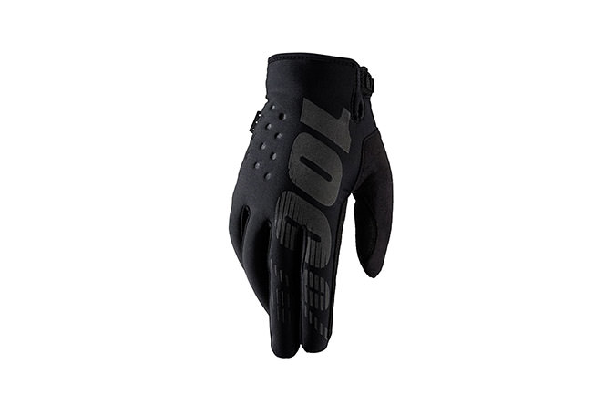 GANTS 100% BRISKER COLD WEATHER BLACK