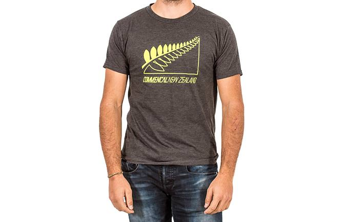 T-SHIRT COMMENCAL NEW ZEALAND