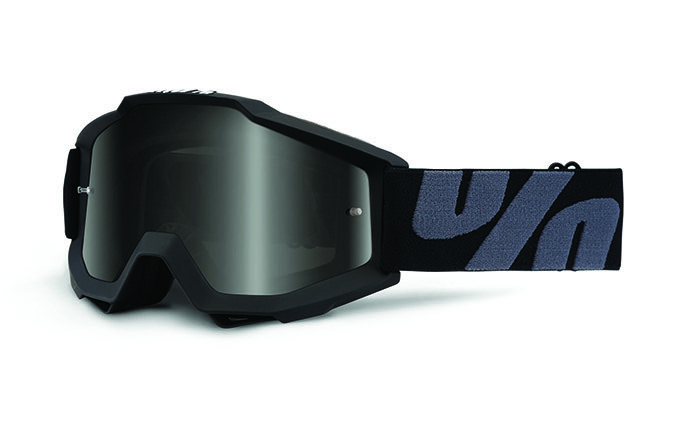 MASQUE 100% ACCURI UTV/ATV SAND SUPERSTITION - DARK SMOKE LENS 2020