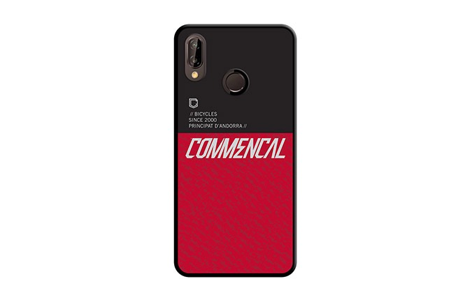 COQUE COMMENCAL HUAWEI P20 LITE RED 2019